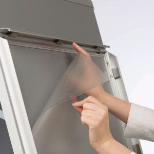Antireflex UV-Schutzfolie des Kundenstoppers mit Topschild Premium