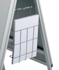 Prospektkorb für Kundenstopper