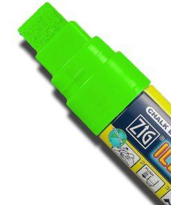 ZIG Kreidemarker mit 15mm Spitze, grün