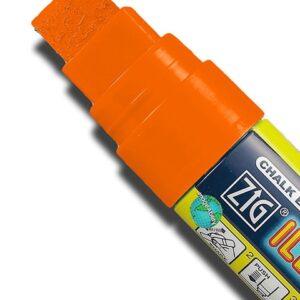 ZIG Kreidemarker mit 15mm Spitze, orange