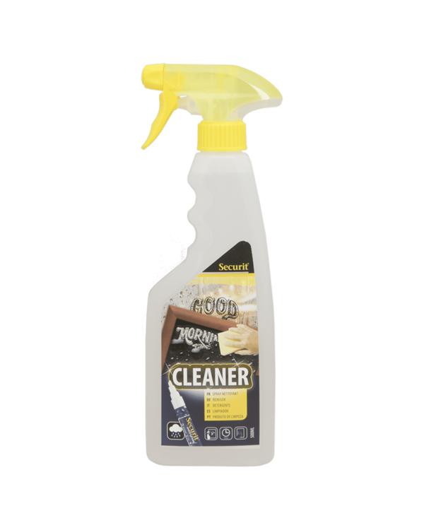 Reinigungsspray für wasserfeste Kreidemarker von Securit, Securit Reinigungsmittel für Kreidemarker wasserfest
