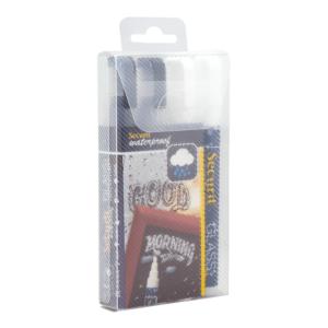 schwarze und weisse Kreidemarker wasserfest für das Beschriften von Kreidetafeln, Glas und Schaufenster, Securit Kreidemarker wasserfest