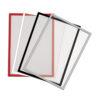 farbige Magnet Antireflex UV-Schutzfolien für Kundenstopper & magnetische Kreidetafeln